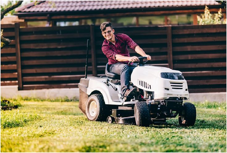 Are you tired of using the conventional lawn mower? Is it taking extra time and
