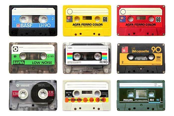 Teyp kasetleri