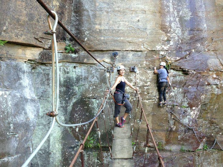 a rock climbing adventure at ortega falls Fifteen-year-old rock climber ashima shiraishi, arguably the world's best female rock climber, took a 45-foot fall in a climbing gym.