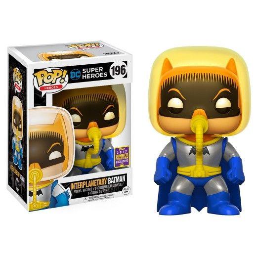 Funko POP Batman - Interplanetary Batman - SDCC Exclusive http://fave.co/2gUl2So