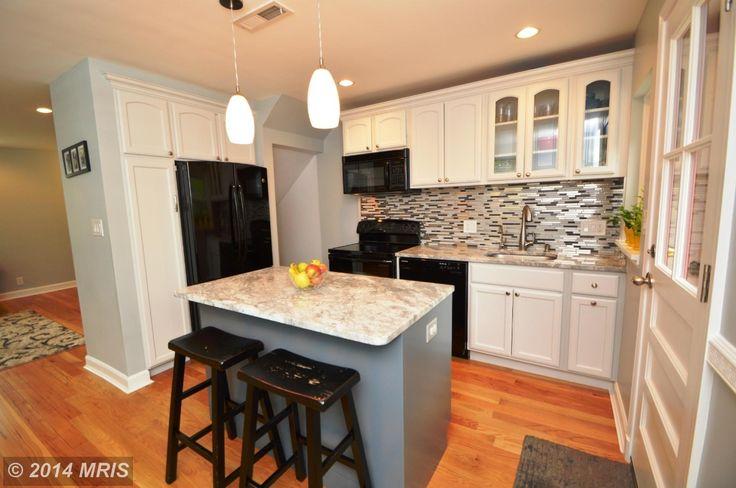 32 best fairlington kitchens images on pinterest kitchen for Kitchen remodeling arlington va