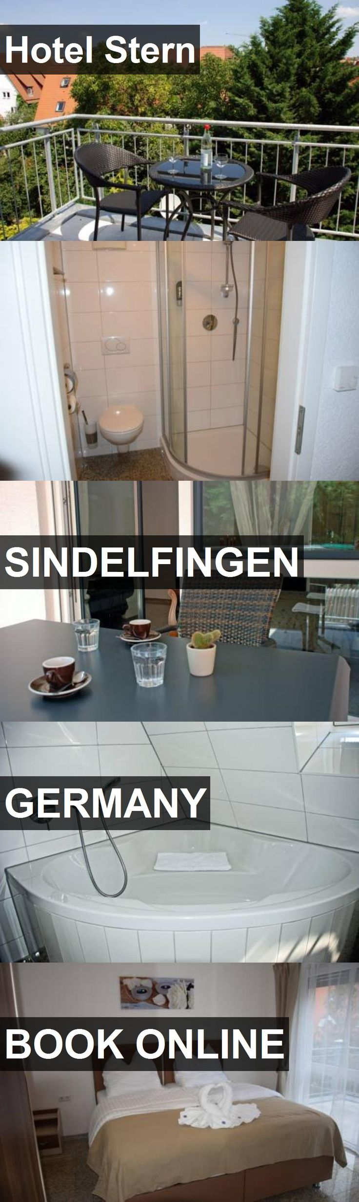 Hotel Hotel Stern in Sindelfingen, Germany. For more information, photos, reviews and best prices please follow the link. #Germany #Sindelfingen #HotelStern #hotel #travel #vacation