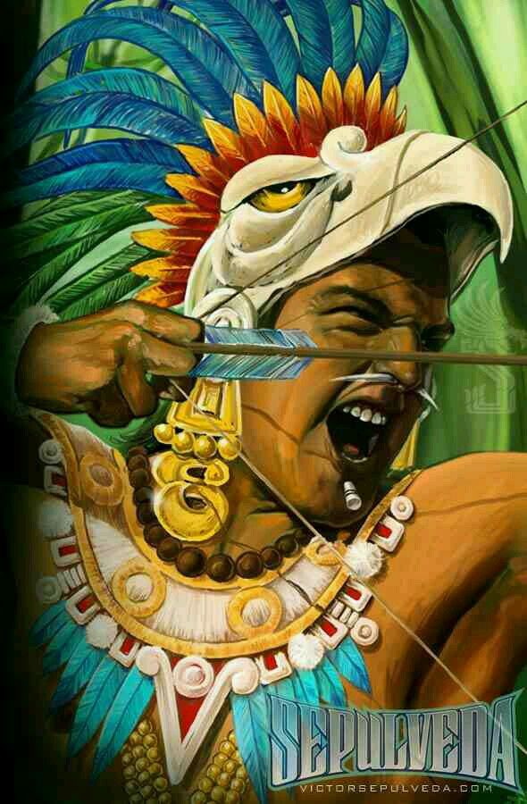 41 best tatto s images on pinterest for Aztec mural tattoos