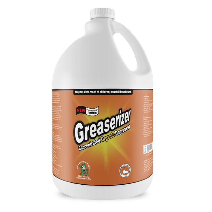 Greaserizer Non Toxic All Purpose Degreaser