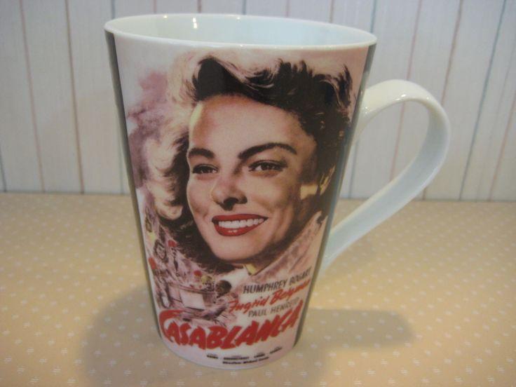 Konitz Germany Casablanca Film Coffee Mug