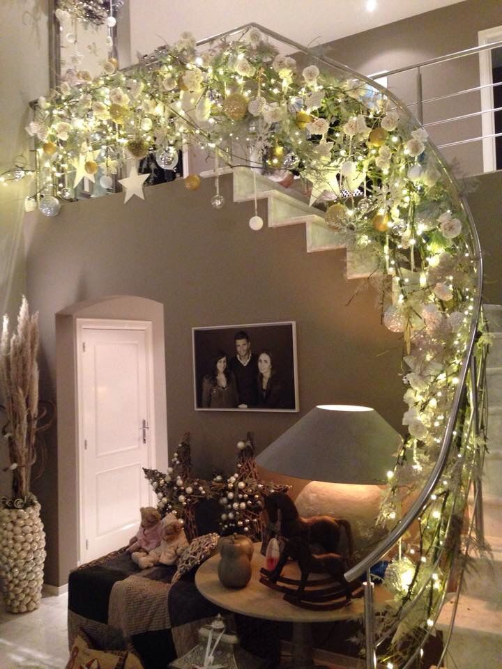 Trap decoratie kerst en zo pinterest - Decoratie themakamer paris ...