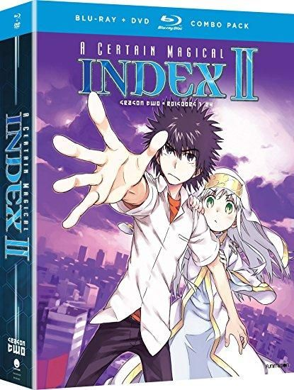 Austin Tindle & Monica Rial & Jerry Jewell-Certain Magical Index II: Season Two