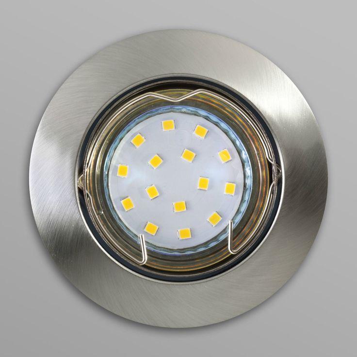 Einbaustrahler Einbauspot Spot Einbauleuchte 104 Lampe Einbaulampe Einbaurahmen in Heimwerker, Lampen & Licht, Einbauleuchten | eBay!