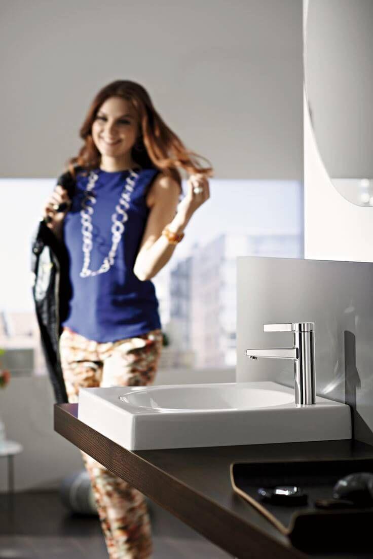 Washbasin faucet #Hansa #Loft 57532203
