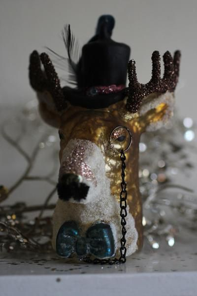 Gentleman Stag Decoration | discoverattic