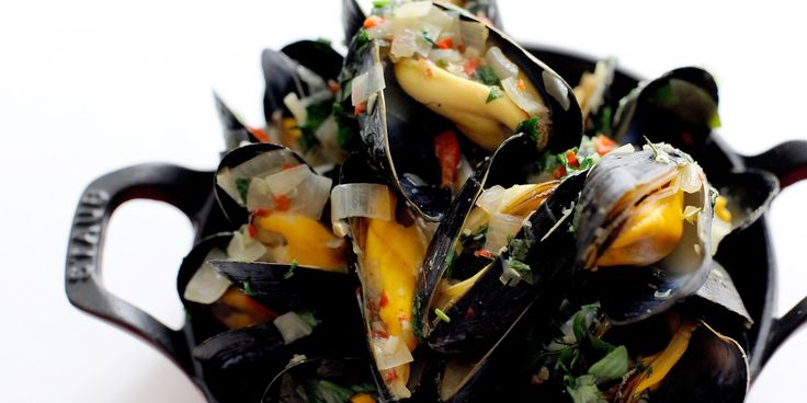 Mussel Broth Recipe - Great British Chefs