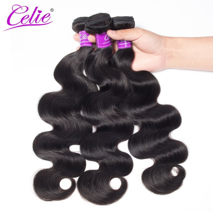 Find More Hair Weaves Information about Celie Brazilian Body Wave Hair Weave Bundles 10 28 Inch Remy Hair Extension Natural Color Can be Dyed 100% Human Hair Bundles,High Quality bundles hair weave,China bundle weave Suppliers, Cheap bundles brazilian body wave from CELIE Official Store on Aliexpress.com
