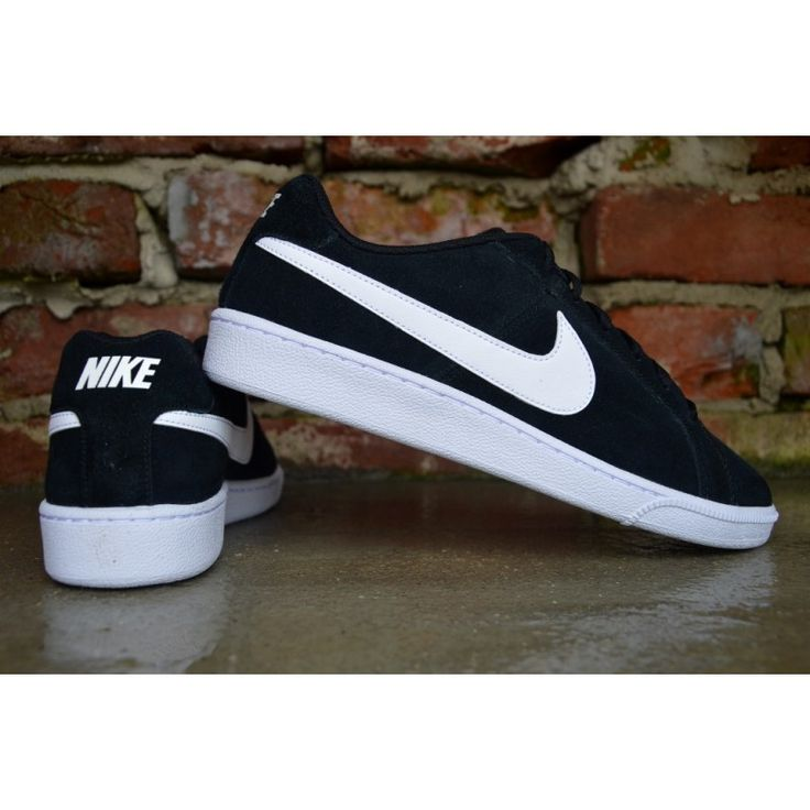 Nike Court Royale Suede Trainers 819802-011