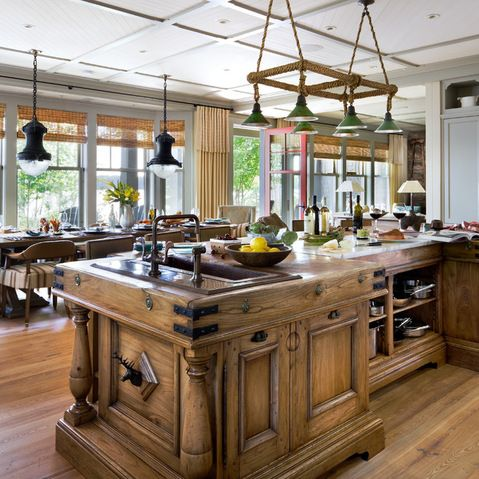 Kitchen Design Ideas, Pictures, Remodels and Decor | Cuisine style ...