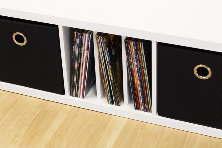 So bewahrst du Bücher im Ikea Expedit Regal auf