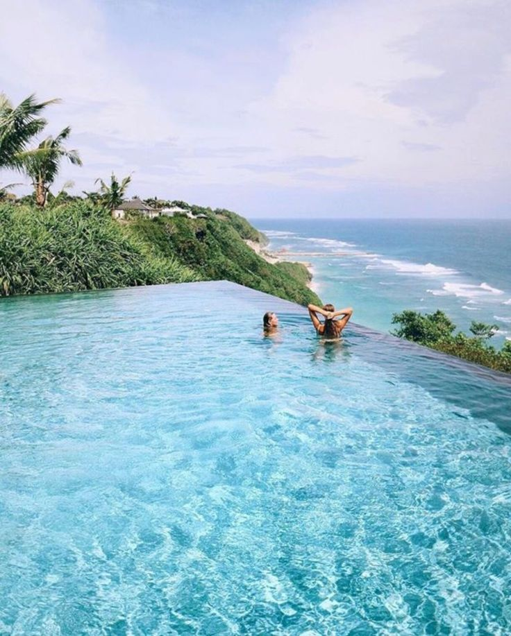 Incredible Infinity Pool Designs Ideas You Will Like