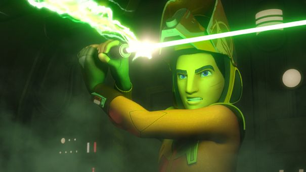 'Star Wars Rebels' Gets Premiere Date, New Trailer For Fourth & Final Season