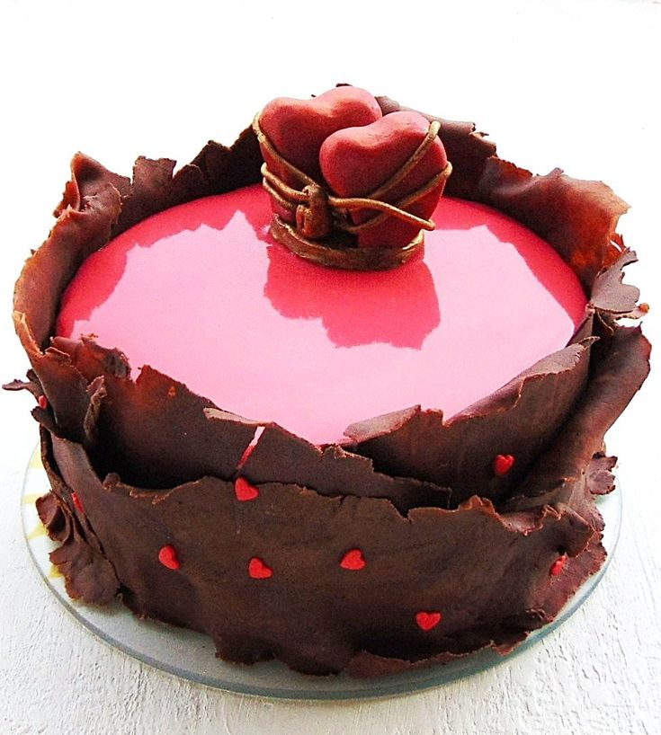 1000+ Images About Mirror Glaze Cakes On Pinterest