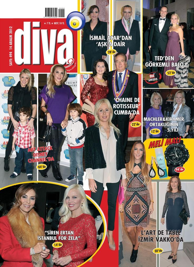 Diva Dergisi, 14 Aralık sayısı yayında! Hemen okumak için: http://www.dijimecmua.com/divamagazin/     Diva Dergisi (Haftalık);   1 ay boyunca tüm sayıların dijital üyeliği 8 lira,   3 ay boyunca tüm sayıların dijital üyeliği 18 lira,   6 ay boyunca tüm sayıların dijital üyeliği 24 lira,   12 ay boyunca tüm sayıların dijital üyeliği 36 lira.     Üye olmak için tıkla: http://www.dijimecmua.com/index.php?c=m