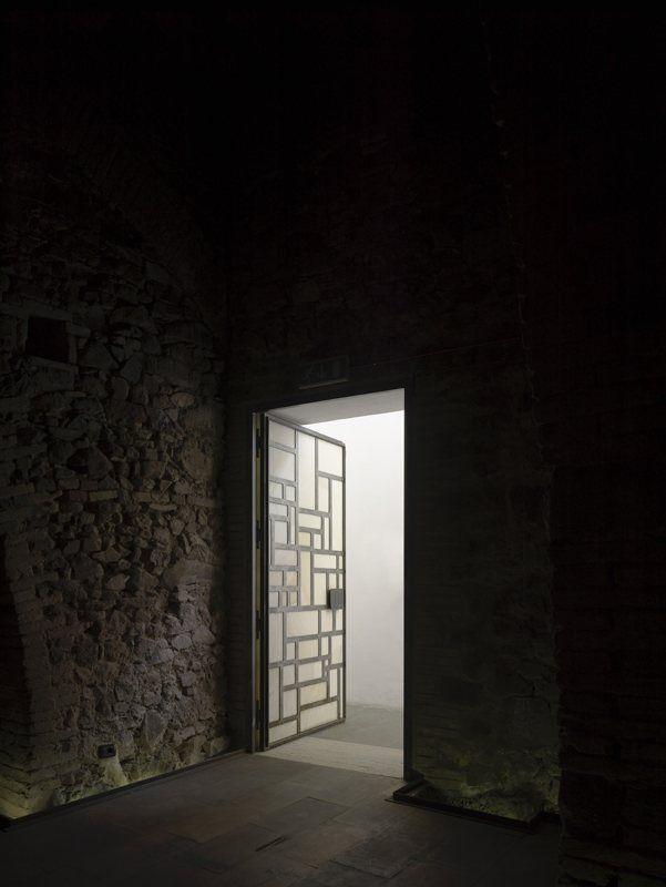 Sezione Archeologica del Museo di Montalcino, Montalcino, 2008 - Tetractis Progetti, Fabio Capanni