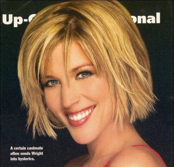 19 Best Laura Wright Carly Gh Images On Pinterest Hairstyles