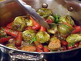 Picture of Balsamic Glazed Vegetables Recipe gonna try this tomorrow