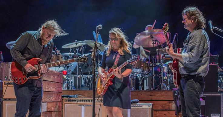 Instant Classic: Watch John Bell & More Join Tedeschi Trucks Band at Red Rocks-7/30/2017 Full Show AUD