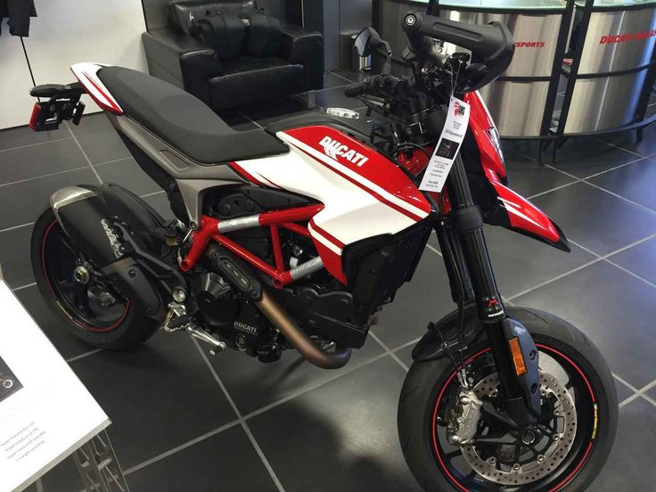 Used 2015 Ducati HYPERMOTARD SP Motorcycles For Sale in Texas,TX. 2015 Ducati Hypermotard SP. Purchased new from Ducati Dallas in the fall of 2015, the bike still has the factory warranty. The bike is extremely clean and well maintained. The bike has never been on the track, dropped or has seen rain. I have done several upgrades including SC Project carbon high mount exhaust, radiator guard, New Rage Cycle LED front turn signals (deletes the handguards), NRC rear fender eliminator with…