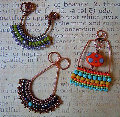 Jodie Marshall: bracelets