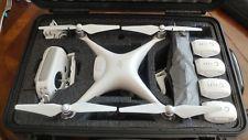 DJI Phantom 4 (NOT PRO) Drone | Beast Case | 5 batteries | ND filters | Used