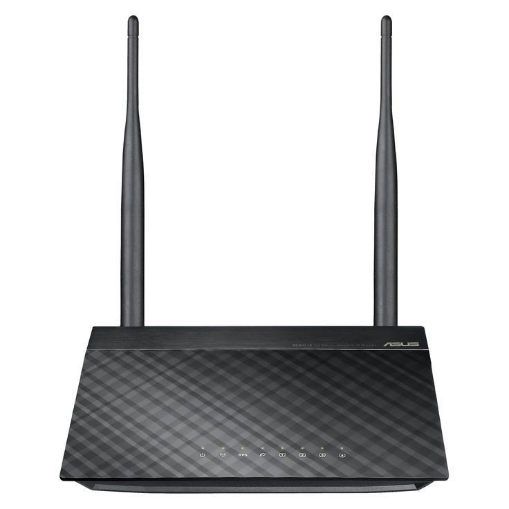 Asus RT-N12 D1 Ieee 802.11n Wireless Router #RT-N12/D1