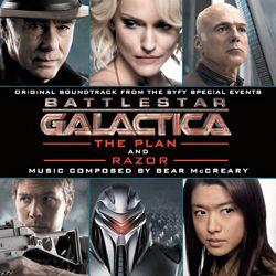 Bear McCreary - Battlestar Galactica: The Plan/Razor