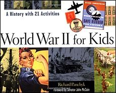 World War Two for Kids book list