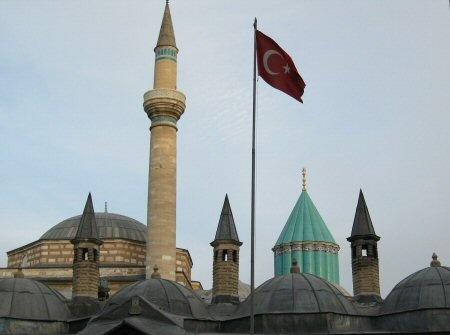 Konya Mevlevi Dergahı