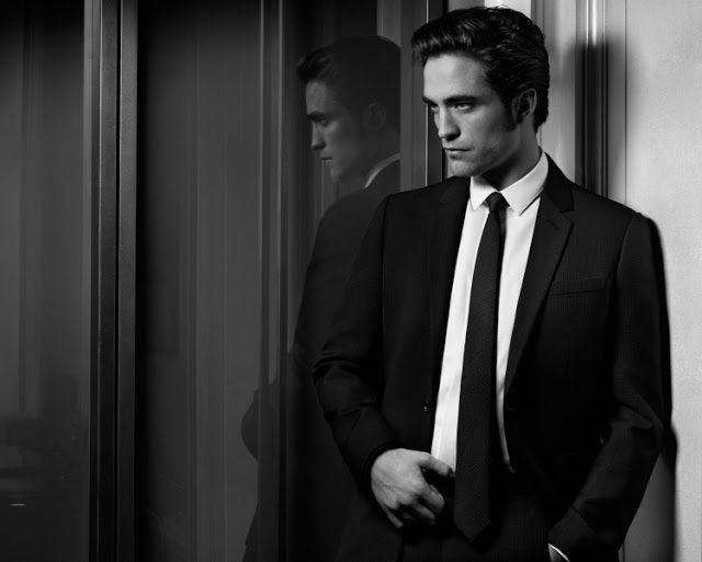 HME: Robert Pattinson : Dior Homme toamna 2016