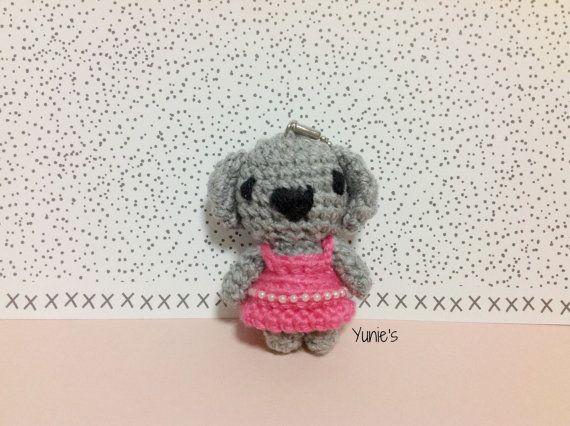 Amigurumi Koala Keychain : 17 Best images about Crochet & Knit key fobs, key covers ...
