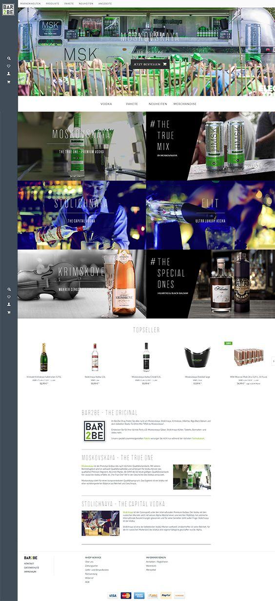 #ShopwareDesign #ShopwareTheme #ShopwareShop #eCommerce #eCommerceSoftware #eCommerceplatform #Onlineshop #Food #Theme #Template #bartobe #drinks #alcohol