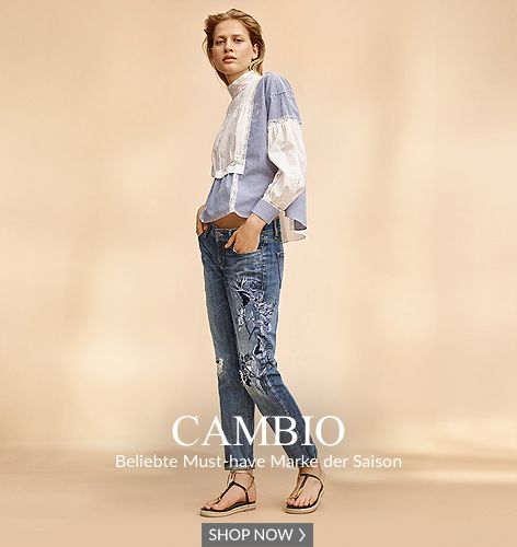 CAMBIO Jeans SS17