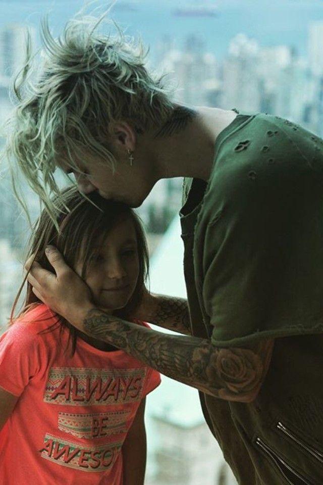 Justin Bieber wearing  Amiri Vintage Short Sleeve