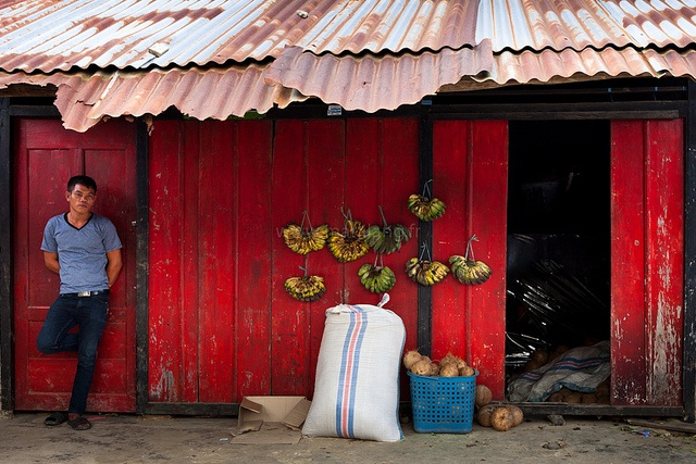 Red, Tana Toraja by Marji Lang, via Flickr