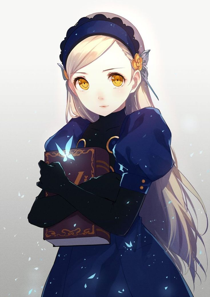 Lavenza [Persona 5] http://ift.tt/2gRohY3