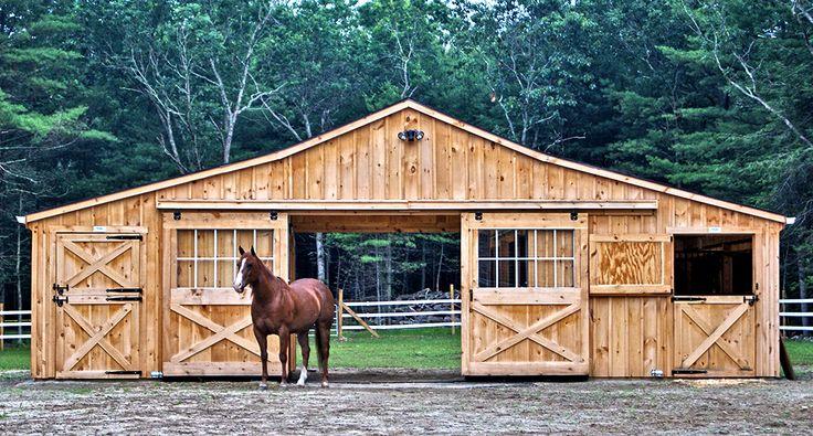 Best 10 horse barn designs ideas on pinterest saddlery for Best horse barn plans