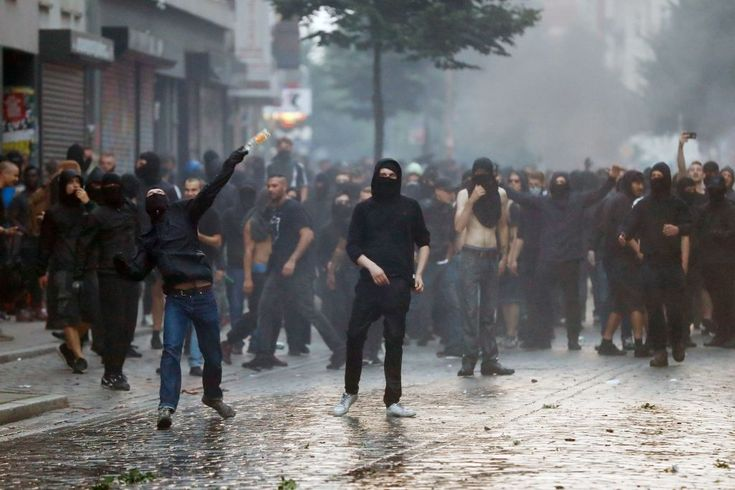 Wird Brüssel als Sitz der EU zu einem neuen Schwerpunkt von Demonstratioen und Ausschreitungen, um Druck auf Kommission und Parlament auszuüben?