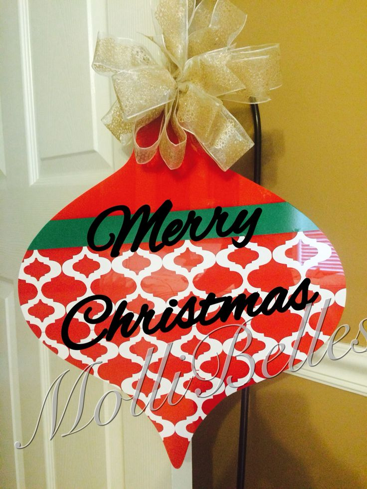 Personalized acrylic yard ornament (With images) | Yard ...