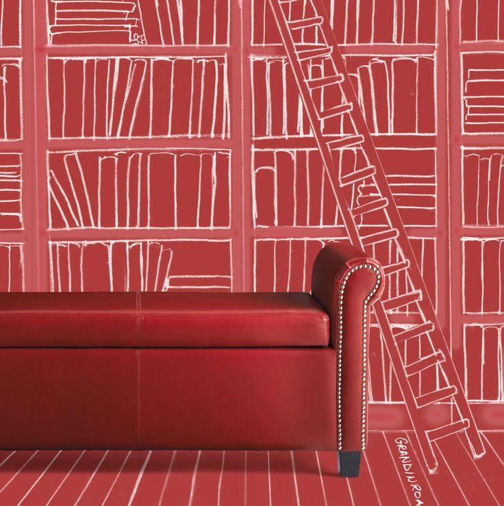 33 best Color Crush: Dark Red images on Pinterest | Dark red, For ...
