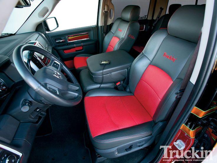 2009 Dodge Ram - 26 Inch Rims - Truckin' Magazine