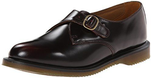 $129, Dr. Martens Lorne Monk Shoe. Sold by Amazon.com. Click for more info: https://lookastic.com/women/shop_items/151190/redirect