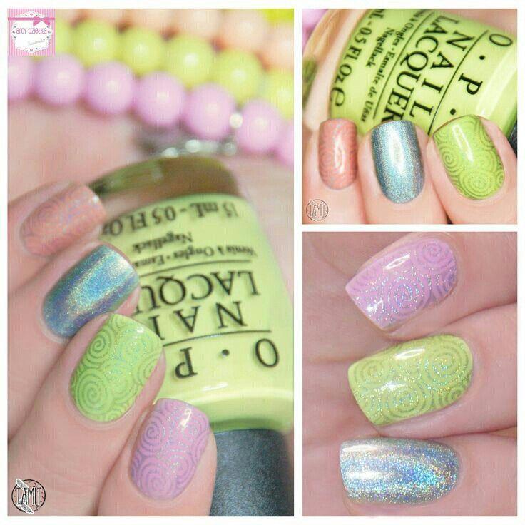 Mejores 510 imágenes de Fashion Nails en Pinterest | La uña, Uñas ...