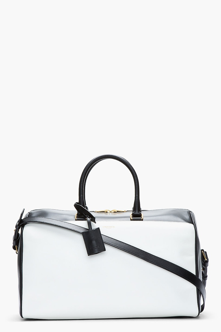 ysl mens duffle bag