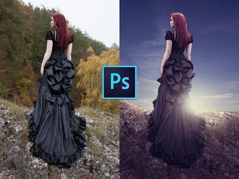 Learn Basic Photo Editing Manipulation - Photoshop CC